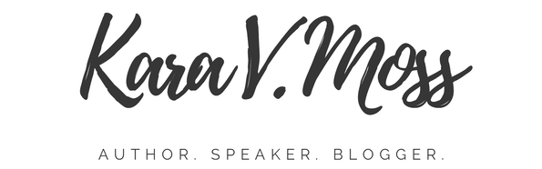 Kara Moss - Author. Speaker. Blogger. - Abundant Motherhood Book